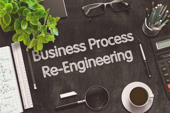 Trending Everyday: Business Process Reengineering