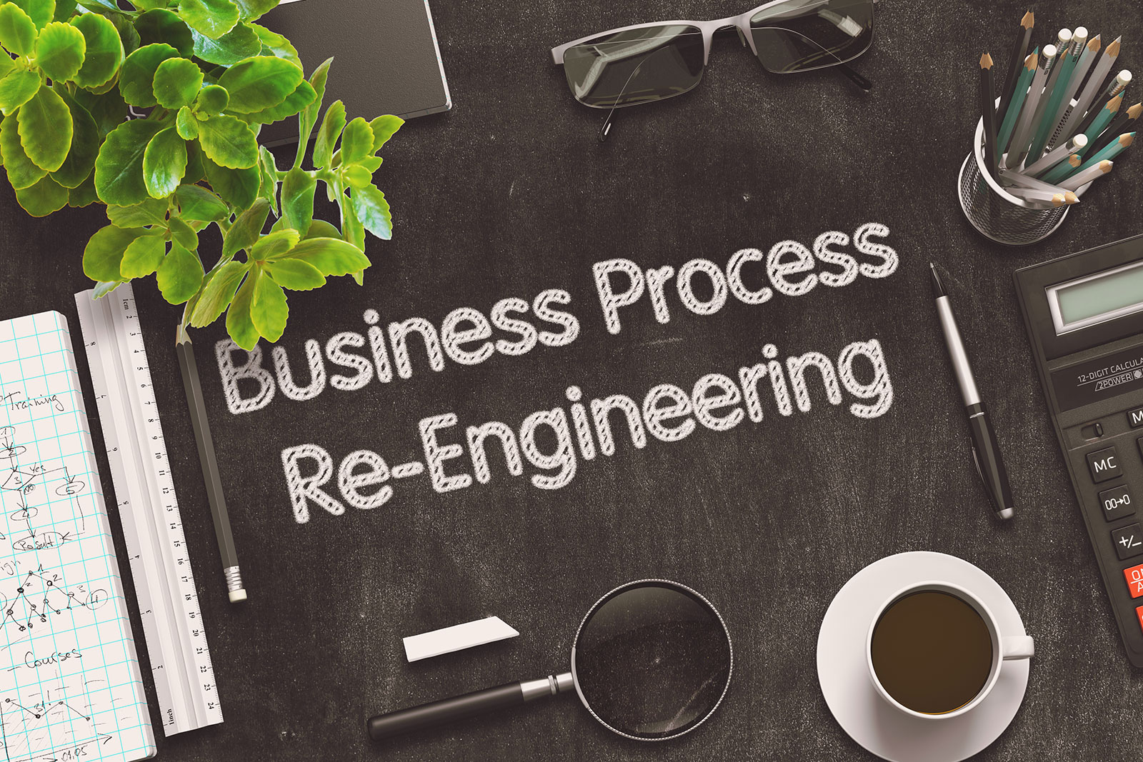 Trending Everyday: Business Process Reengineering