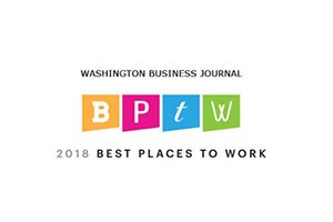 Washington Business Journal – Best Places To Work