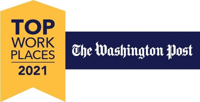 Changeis Named 2021 Top Workplace by The Washington Post